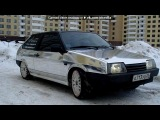 «VAZ 2108-09-99» под музыку SA - Воронеж - Девятка.